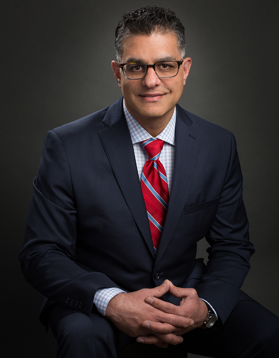 Sanjit Singh, Chief Revenue Officer