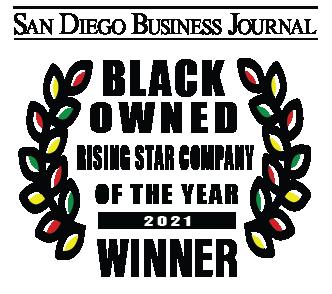 Rising Star Company Award Graphic